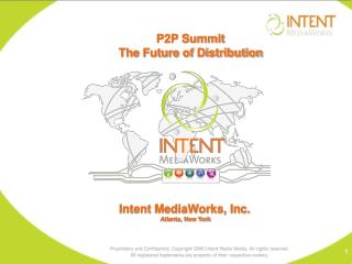 Intent MediaWorks, Inc.  Atlanta, New York