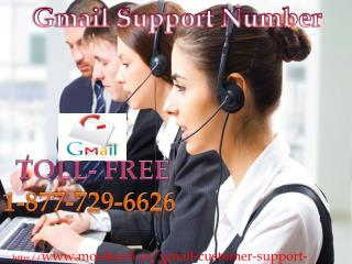 Top Level Gmail Support Number Dial 1-877-729-6626