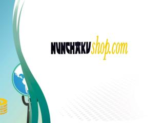 Buy Online Nunchaku Senior Traditional at Affordable Price