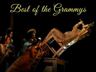 Best of the Grammys