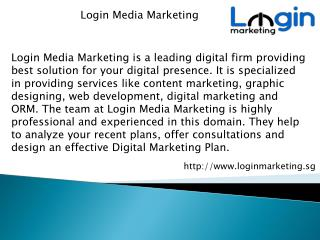 Login Media Marketing