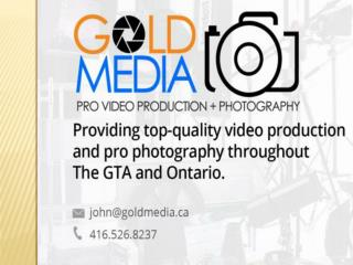 Corporate Video Production GTA
