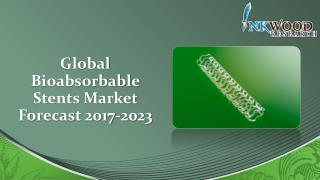 Global Bioabsorbable Stent Market Analysis 2017-2023