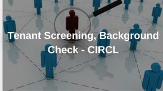 Tenant Screening, Background Check - CIRCL