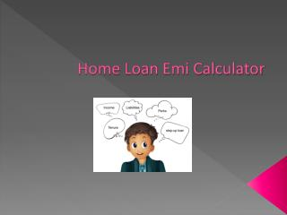 Compare Home Loan to Avail the Best Deal