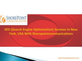We are the Welcome our customer for SEO Services In New York