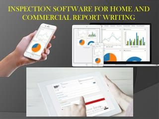 Commercial Inspection Software