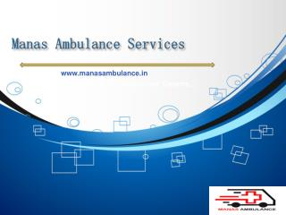 Ambulance service in delhi | Manas Ambulance