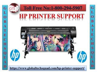 Best Hp Printer Support at GlobalTech Squad
