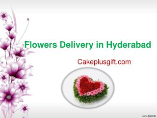 Online Flowers Delivery In Hyderabad | Flowers Delivery In Hyderabad