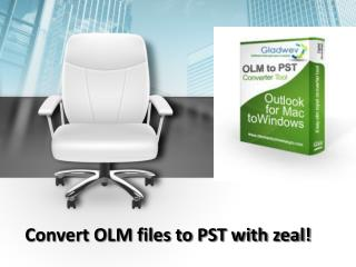 download the OLM to PST Converter Pro