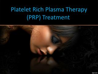 Platelet Rich Plasma Therapy (PRP) Treatment In Hyderabad – Anoosmadinaguda
