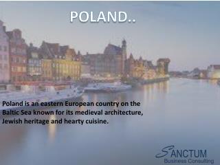 Looking for Poland Visitor/Tourist visa - Contact Sanctum Consulting