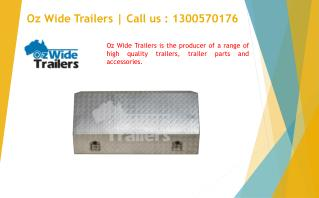 Box Trailers For Sale Brisbane