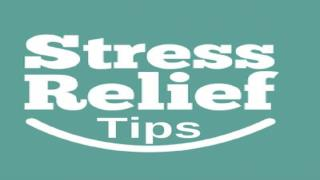 Stress relieving tips that recover instantly from stress