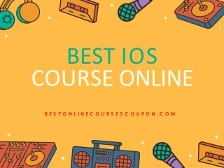 Best Ios Course Online