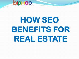 Best SEO For Real Estate Services Nearby You