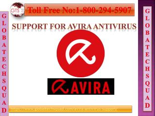 Avira Antivirus Support phone number in USA