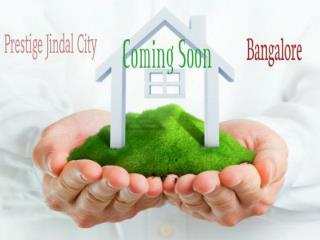 Prestige Jindal City | Bangalore Pre launch