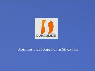 Stainless Steel Product Manufacturer