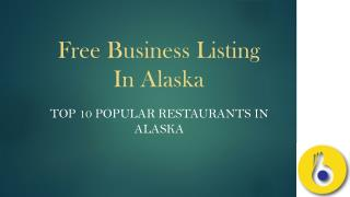 Biphoo Business listing services in alaska