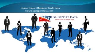 Export Import Business Trade Data, Export Import Data Company -usaimportdata.com