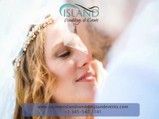 Plan Unique, Personal & Perfect Wedding Day With Us!