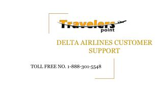 Delta Airlines Customer Support