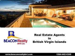 Experience Ultimate Living with British Virgin Islands Rental Houses!