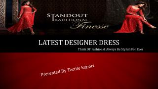 Textile Export is the Wholesaler and Manufacturer of Women Dress in Surat, India at Cheap Price