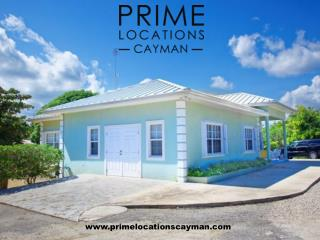 Want to Buy Real Estate? We have Best Of Cayman Real Estate for Sale!