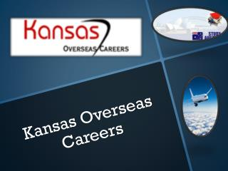 Kansas Overseas Careers: Offers Neutral Advice on Higher Education