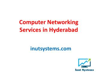 computer networking services in hyderabad