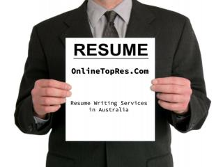 OnlineTopres.com | Professional CV writing services in Australia