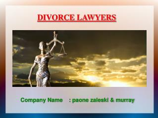 Divorce lawyers in New Jersey - Best lawyer for divorce cases