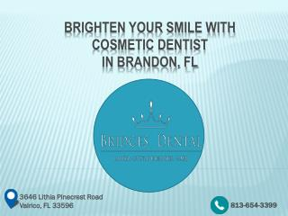 Cosmetic Dentistry To Improve Your Smile With Brandon Dentist � Bridges Dental