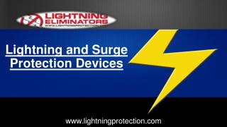Lightning Surge Protection Devices