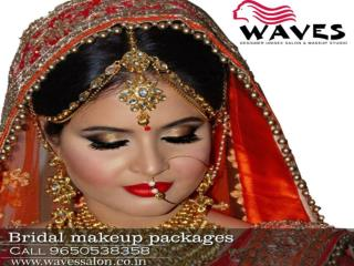 Get the best bridal beauty packages and services in Noida at affordable cost.