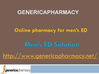 Genericapharmacy | pocket friendly online store