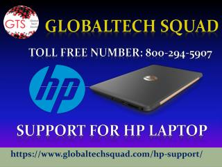 Hp laptop Support PPT