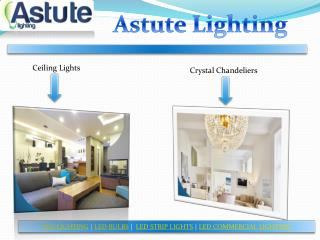 LED LIGHTING, GU10 LED BULBS