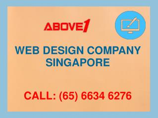 Professional Web Design Company Singapore