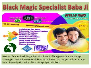 Black magic specialist baba ji