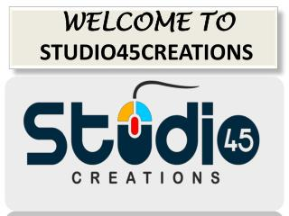 Best Graphic Design Services in USA - Studio45creations