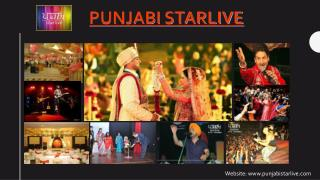 Punjabi StarLive-Best Event Management Company