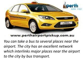 perth private airport transfer