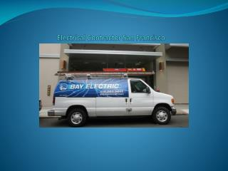 Electrical Contractor San Francisco