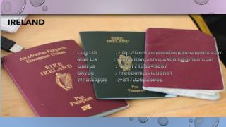Do you need any identification documents such as certificates passport